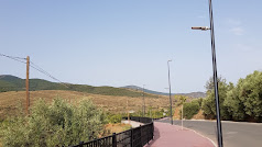 Imagen del resultado de las obras de la entrada norte.
