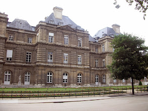 Photo: Luxembourg Gardens, Paris, France