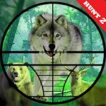 Hunting Jungle Animals 2 Icon