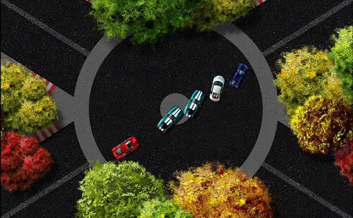 Traffic Clash Speed Car