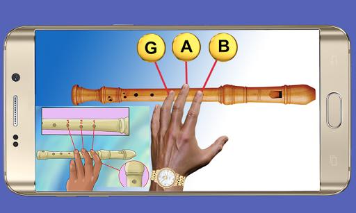 Real Flute & Recorder - Magic Tiles Music Games 1.3 screenshots 5