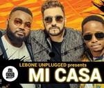 Lebone Unplugged presents Mi Casa : Lebone II - College of the Royal Bafokeng