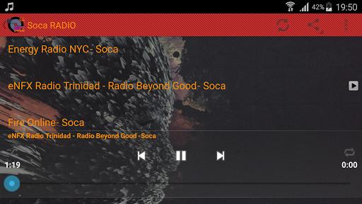 Soca Music Radio Cararibbean u00a92016 Duta screenshots 7