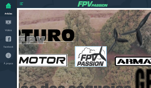 FPV Passion- screenshot thumbnail
