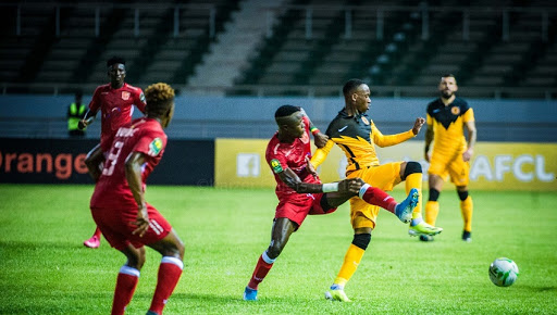 Heroic Kaizer Chiefs claw remarkable draw in Conakry to reach Champions League quarters