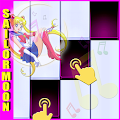 Sailor Moon Piano Tiles Magic