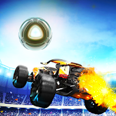 rocket cars league battle arena