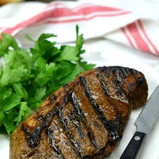 Steak Marinade.