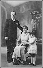 Photo: Rudnicka rodzina, lata 30-te (z domowego archiwum Rodziny Urbanów)