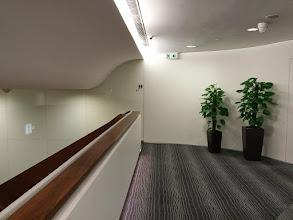Photo: Upstairs.