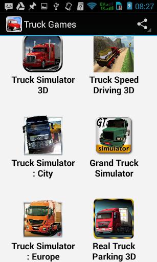 Top Truck Games