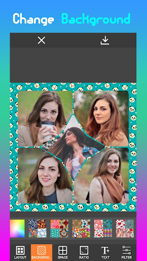 Photo Maker Collage , Editor Photo 1.1 screenshots 3