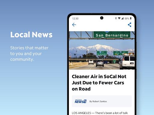 Spectrum News screenshot 13