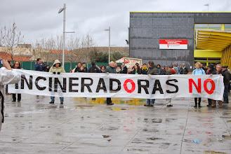 Photo: Fiesta contra la incineración, Ecologistas en Acción y otras asoc., Rivas-Vaciamadrid, 9 de febrerode 2014,