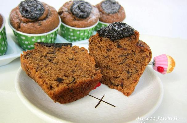 Prune Cupcakes Recipe