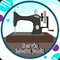 Cara Servis Mesin Jahit Manual icon