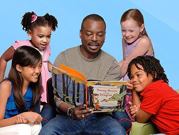 Reading Rainbow Storytime