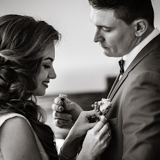 Bryllupsfotograf Artem Bogdanov (artbog). Bilde av 18.09.2016