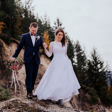 Wedding photographer Michal Zahornacky (zahornacky). Photo of 21.12.2017
