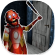 Scary IRON Grаnny : Horror Scary Mod Game 2019 icon