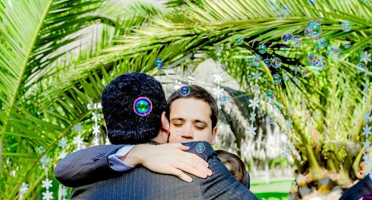 Fotógrafo de bodas Rosa Navarrete (hazfotografia). Foto del 01.07.2016