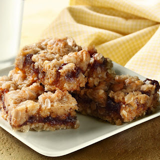 Cinnamon Oatmeal Bars.