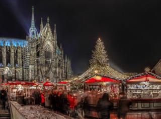 Here is the German Christkindl.  Photo credit: w4nd3rl0st (InspiredinDesMoines) via photopin cc