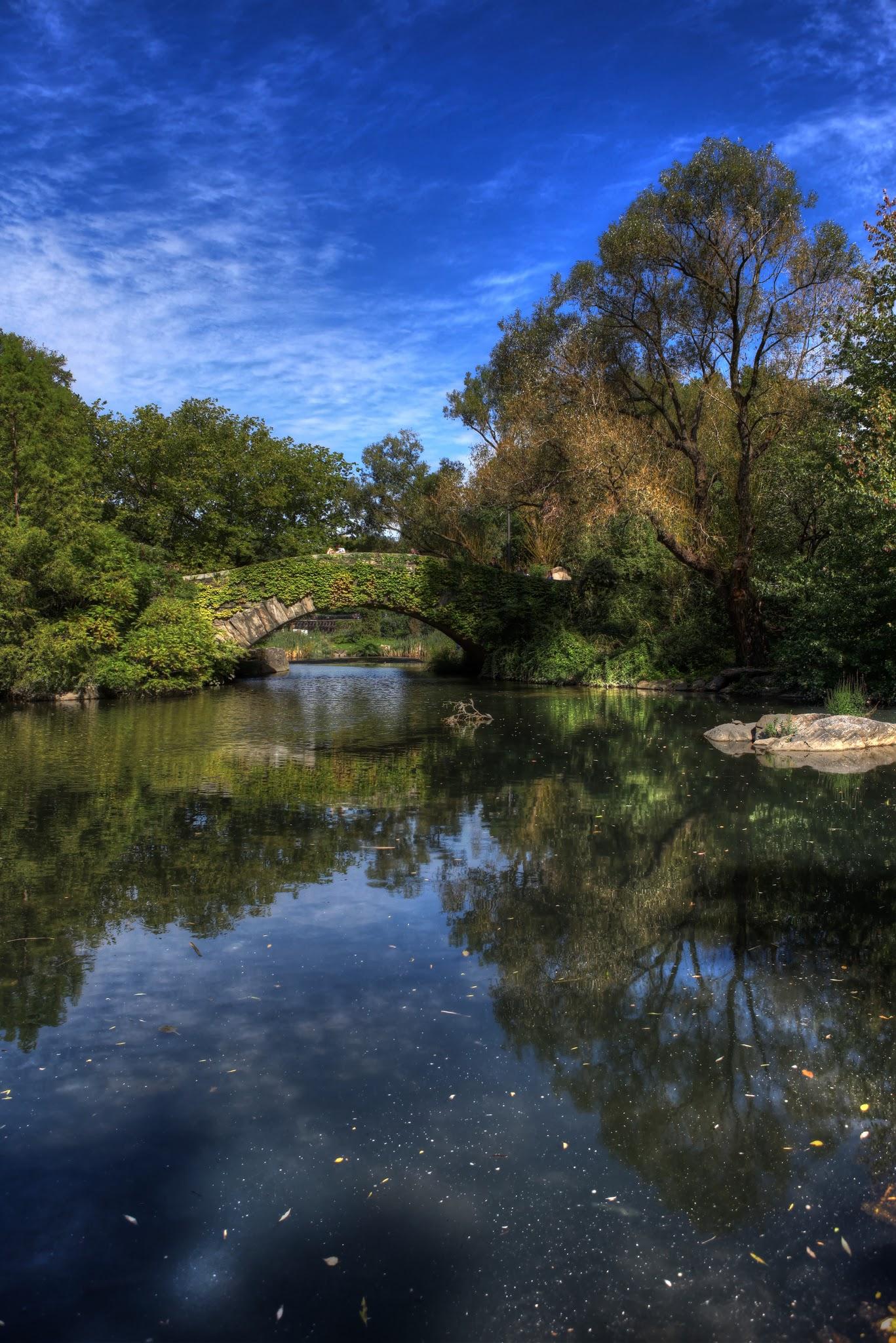 Photo: Gapstow Bridge in Central Park