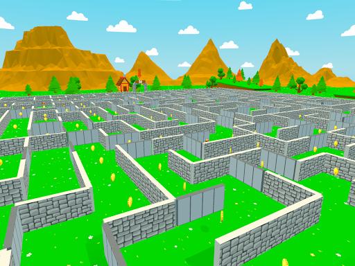 Maze Game 3D - Labyrinth android2mod screenshots 9