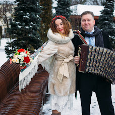 Wedding photographer Artem Vazhinskiy (Times). Photo of 12.02.2018