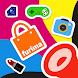 フリマアラート - メルカリやラクマなどフリマアプリの出品をアラート通知! - Androidアプリ
