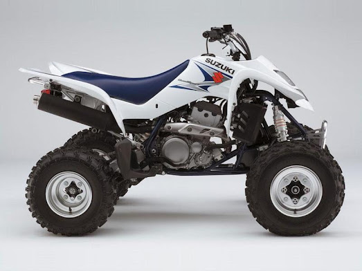 suzuki LTZ 400-manual-taller-despiece-mecanica