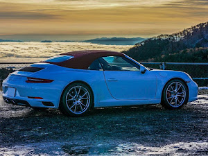 911 991H2 carrera S cabrioletのカスタム事例画像 Paneraorさんの2020年10月21日18:20の投稿