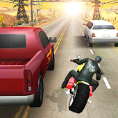 Motorcycle Subway Driving 3D