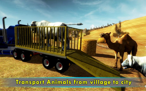 Pk Eid Animal Transport Truck screenshots 3