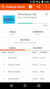 Strava Running and Cycling GPS - screenshot thumbnail