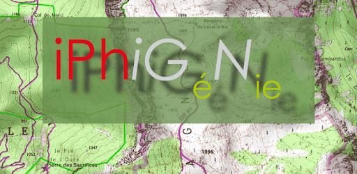 logiciel carte ign gratuit iPhiGéNie – Applications sur Google Play