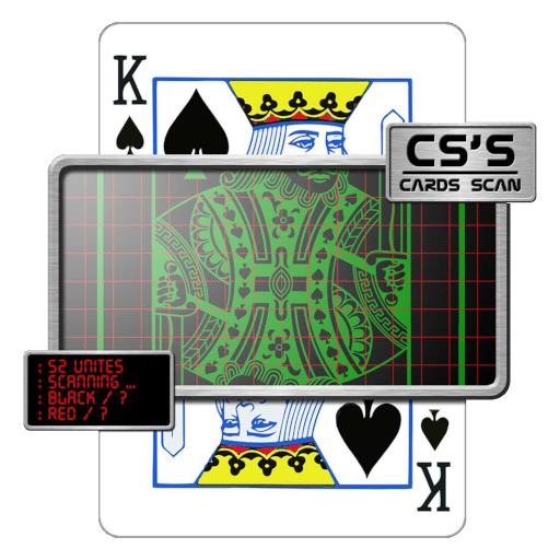 Scan Cards ( magic trick pro )