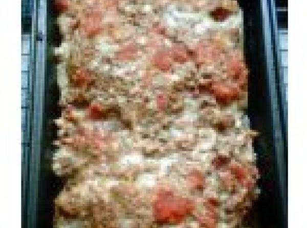 Italian-style Meatloaf Recipe