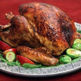 Cajun Roasted Turkey Recipe