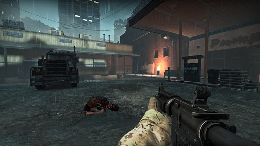 Death City : Zombie Invasion screenshot 9