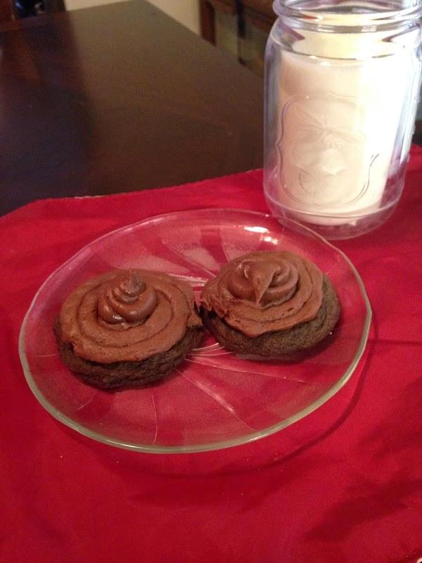 Cow Patties Aka Texas Sheet Cake Cookies Recipe