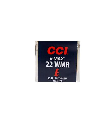 CCI V-Max 22 WMR 30grain