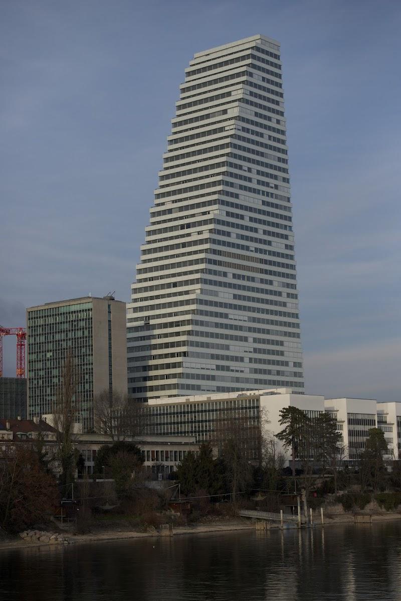 Skyline Basel di Scrobo