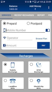 Pay Suvidha - Recharges, Bill Payment, Wallet - náhled