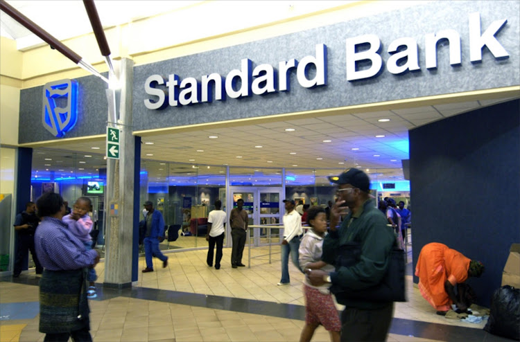 Standard Bank. Picture: FINANCIAL MAIL