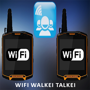 Wifi Talkie Walkie 2018 - náhled