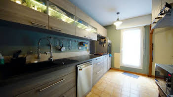 Appartement meublé 3 pièces 57,42 m2