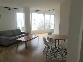 Appartement meublé 2 pièces 51,66 m2