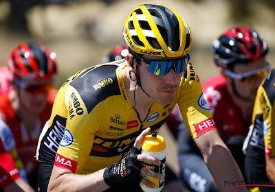 Vini Zabu-KTM 25 seconden sneller dan Jumbo-Visma in derde rit virtuele Giro